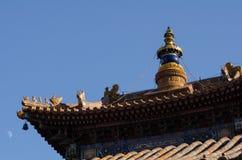 Ο ναός λάμα στο Πεκίνο στοκ φωτογραφίες με δικαίωμα ελεύθερης χρήσης