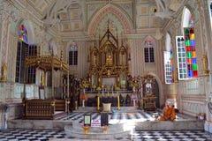 Ο ναός-ομοειδής βουδιστικός ναός Στοκ φωτογραφίες με δικαίωμα ελεύθερης χρήσης