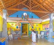Ο ναός σε Anuradhapura Στοκ εικόνες με δικαίωμα ελεύθερης χρήσης