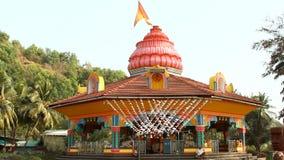 Ο ναός του Βούδα στην Ινδία απόθεμα βίντεο