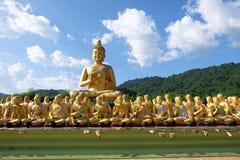 Ο ναός του Βούδα Ταϊλάνδη Στοκ Φωτογραφίες