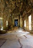 Ο ναός Ankor Wat σε Siem συγκεντρώνει Στοκ εικόνα με δικαίωμα ελεύθερης χρήσης