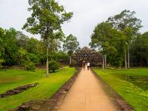 Ο ναός Baphuon σε Angkor Wat, Siem συγκεντρώνει, Καμπότζη Στοκ Εικόνες