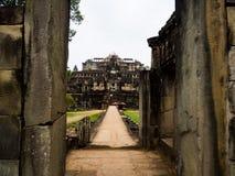 Ο ναός Baphuon σε Angkor Wat, Siem συγκεντρώνει, Καμπότζη Στοκ εικόνες με δικαίωμα ελεύθερης χρήσης