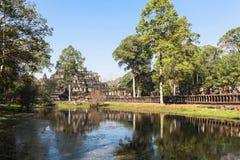 Ο ναός Baphuon σε Angkor Wat Thom, Καμπότζη Στοκ εικόνες με δικαίωμα ελεύθερης χρήσης
