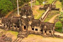 Ο ναός Baphuon σε Siem συγκεντρώνει, Καμπότζη Το Baphuon είναι ένας ναός σε Angkor Thom Στοκ Εικόνες