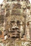 Ο ναός Bayon σε Angkor. Στοκ Φωτογραφία
