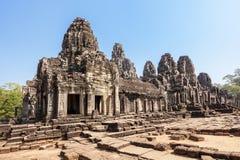 Ο ναός Bayon σε Angkor Thom, Siem συγκεντρώνει, Καμπότζη. Στοκ φωτογραφίες με δικαίωμα ελεύθερης χρήσης