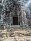 Ο ναός Bayon, Siem συγκεντρώνει Στοκ εικόνα με δικαίωμα ελεύθερης χρήσης