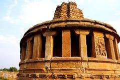 Ο ναός Durgi στην τακτοποίηση Aykhole Στοκ φωτογραφία με δικαίωμα ελεύθερης χρήσης