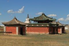 Ο ναός Karakorum Στοκ εικόνες με δικαίωμα ελεύθερης χρήσης