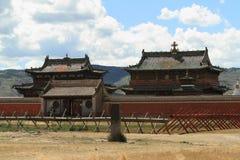 Ο ναός Karakorum Στοκ Φωτογραφίες