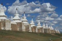 Ο ναός Karakorum Στοκ Εικόνες