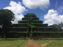 Ο ναός Prasat Thom στοκ εικόνες