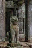 Ο ναός Siem Kahn Preah συγκεντρώνει, Angkor Wat, Καμπότζη Στοκ εικόνα με δικαίωμα ελεύθερης χρήσης