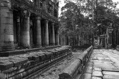 Ο ναός Siem Khan Preah συγκεντρώνει, Angkor Wat, Καμπότζη Στοκ εικόνα με δικαίωμα ελεύθερης χρήσης