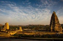 Ο ναός Virupaksha στοκ φωτογραφία με δικαίωμα ελεύθερης χρήσης