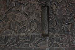Ο ναός Wat Angkor, Siem συγκεντρώνει, Καμπότζη Στοκ Εικόνες