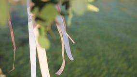 Ο νεόνυμφος πηγαίνει στα ρολόγια φορεμάτων γαμήλιας τελετής και ισιώνει το πουκάμισό του σε ένα κοστούμι, συγκινήσεις σε αργή κίν φιλμ μικρού μήκους