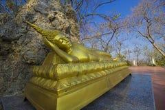 Ο νυσταλέος Βούδας Στοκ φωτογραφίες με δικαίωμα ελεύθερης χρήσης