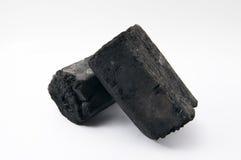 Ο ξυλάνθρακας Στοκ Εικόνα