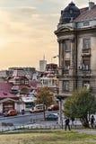 Οδοί Βελιγραδι'ου στοκ φωτογραφία