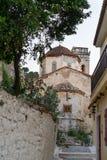 Οδοί πόλεων Nafplio στοκ εικόνα με δικαίωμα ελεύθερης χρήσης