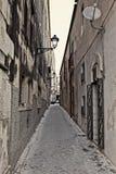 Οδοί στις Συρακούσες Στοκ Φωτογραφία