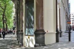 Οδοί στο Λονδίνο Στοκ εικόνα με δικαίωμα ελεύθερης χρήσης