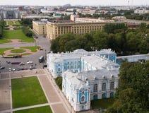 οδοί της Πετρούπολης Άγι&o Στοκ Φωτογραφία