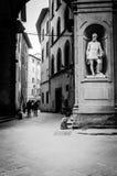 Οδοί της Φλωρεντίας στοκ φωτογραφία με δικαίωμα ελεύθερης χρήσης