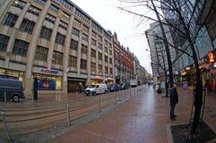 Οδοί του Ελσίνκι, Φινλανδία στοκ φωτογραφία με δικαίωμα ελεύθερης χρήσης