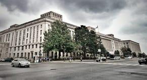 Οδοί του Washington DC Στοκ Φωτογραφίες