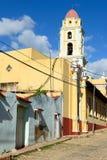 Οδοί Cobbled inTrinidad στην Κούβα Στοκ φωτογραφίες με δικαίωμα ελεύθερης χρήσης