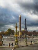 Ο οβελίσκος Luxor στο Παρίσι Στοκ Εικόνες