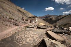 Οδοιπορικό Himalayan Στοκ φωτογραφίες με δικαίωμα ελεύθερης χρήσης