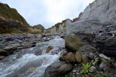 Οδοιπορικό Pinatubo Στοκ Φωτογραφία