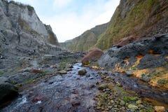 Οδοιπορικό Pinatubo Στοκ φωτογραφίες με δικαίωμα ελεύθερης χρήσης