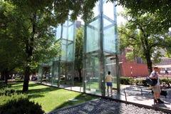Ολοκαύτωμα αναμνηστική Βοστώνη μΑ της Νέας Αγγλίας στοκ φωτογραφία