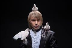 Ολοκληρωμένη κυριότητα του μάγου Στοκ Φωτογραφίες