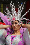 Ο ομορφιά-χορευτής Στοκ εικόνες με δικαίωμα ελεύθερης χρήσης