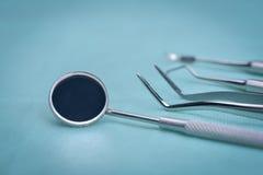 οδοντικά όργανα Στοκ εικόνες με δικαίωμα ελεύθερης χρήσης