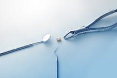 οδοντικά όργανα Στοκ Φωτογραφίες