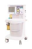 Οδοντική μηχανή anesthesiology Στοκ Φωτογραφία