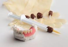 Οδοντική τέχνη Στοκ φωτογραφία με δικαίωμα ελεύθερης χρήσης