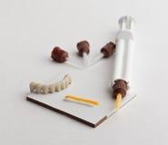 Οδοντική τέχνη Στοκ φωτογραφίες με δικαίωμα ελεύθερης χρήσης