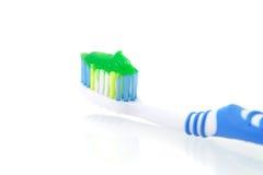 Οδοντική υγιεινή οδοντοβουρτσών Στοκ φωτογραφίες με δικαίωμα ελεύθερης χρήσης