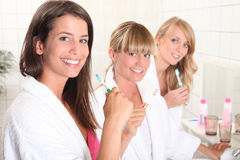 Οδοντική υγιεινή Στοκ Εικόνες