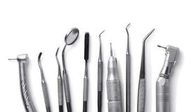 Οδοντικός εξοπλισμός Στοκ Φωτογραφία