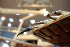 οδοντικός εξοπλισμός Στοκ φωτογραφίες με δικαίωμα ελεύθερης χρήσης